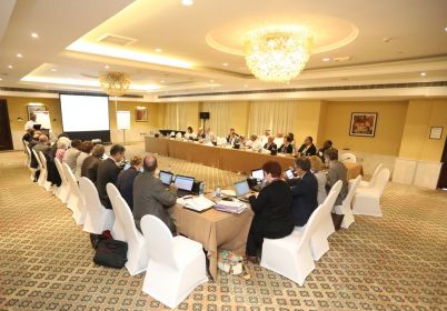 GCC-Stat Hosts the Meeting for the Committee for the Coordination of Statistical Activities (CCSA)