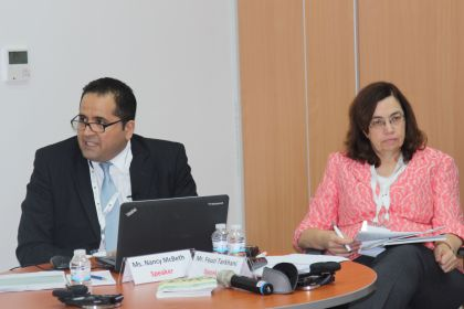 Discussing the adoption of the GCC-Stat Data Quality Framework in the GCC Countries